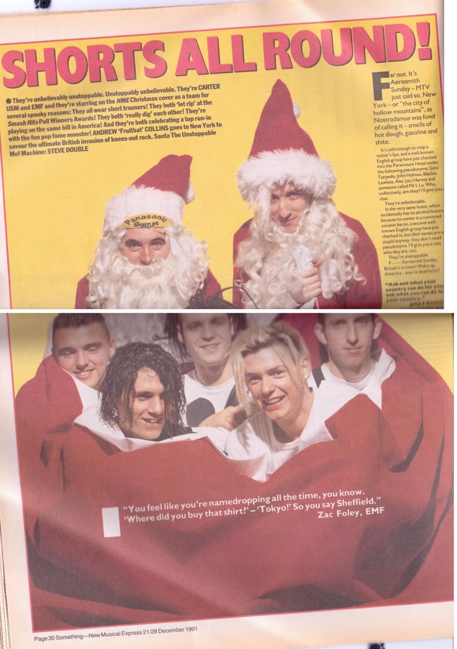 Page 1 musical express Xmas